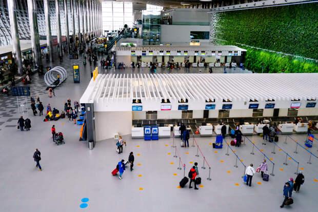 Коронавирус не помешал аэропорту Симферополя увеличить пассажиропоток