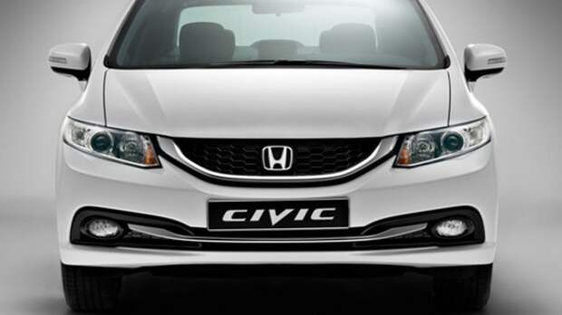 В России стартовали продажи Honda Civic с увеличенным клиренсом