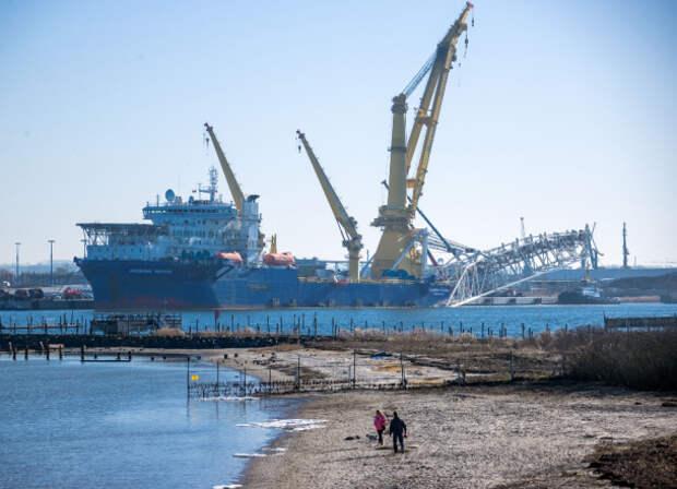 «Северный поток-2»: тройной узел для США, Германии и России