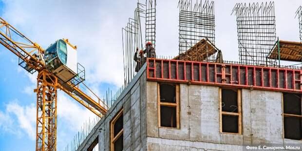 Собянин: 1 млн кв метров жилья по программе реновации построено в Москве. Фото: Е.Самарин mos.ru