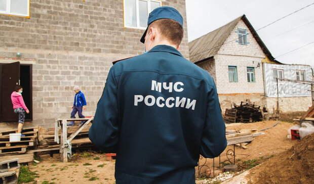 Спасатели готовы прийти напомощь жителям подверженного опасности района Владивостока