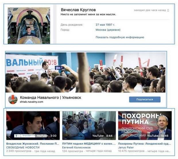 """Провокацию с портретами нацистов во во время """"Бессмертного полка"""" утроили сторонники Навального 1"""