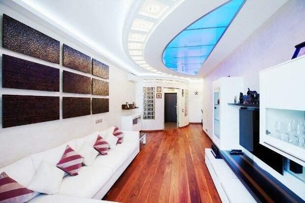интерьер квартиры в современном стиле фото 5