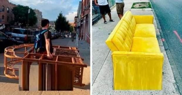 Одному мусор — а другому очень даже пригодится! (31 фото)