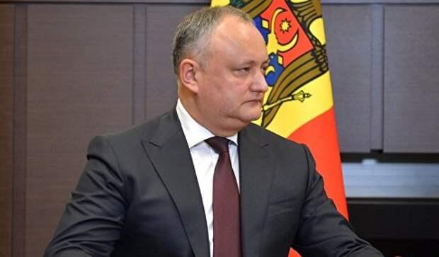 Президент Молдавии: никаких баз НАТО на территории Молдавии нет и не будет