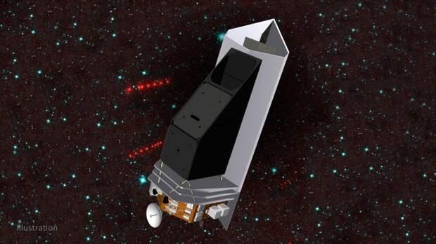 NASA построит телескоп «для охоты» на астероиды