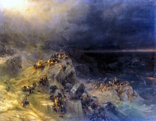 «Ноев потоп»: катастрофа, которая превратила Чёрное озеро в море