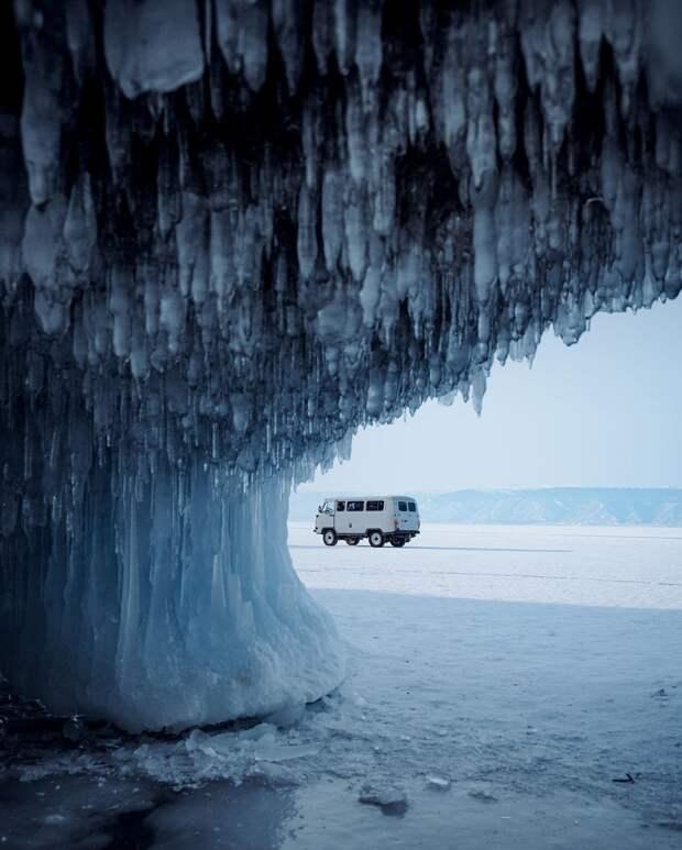 Зимняя байкальская сказка