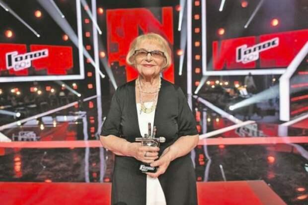 Скандал в«Голосе. 60+»: почему 91-летнюю блокадницу затравили за«несправедливую» победу