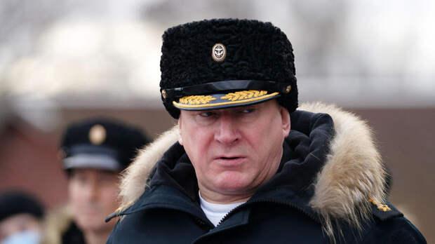 Главком ВМФ подвел итоги учения на Северном флоте