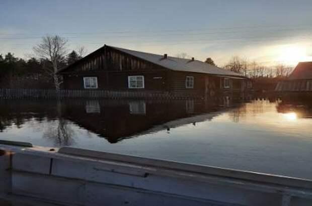 В одном из поселков на севере Красноярского края объявлен режим ЧС