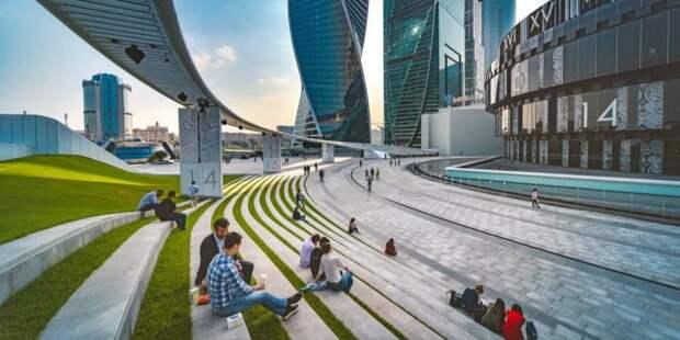 Андрей Бочкарев: Москва заслуженно остается лидером по качеству инвестиционного климата в стране. Фото: Е. Самарин mos.ru