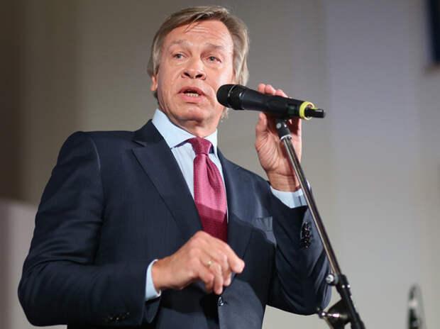 Пушков назвал Болтона «фантазером» за предложение принять Украину в НАТО