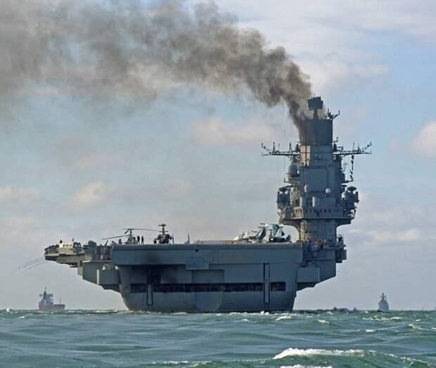 Корабли России в Ла-Манше – сигнал для Лондона