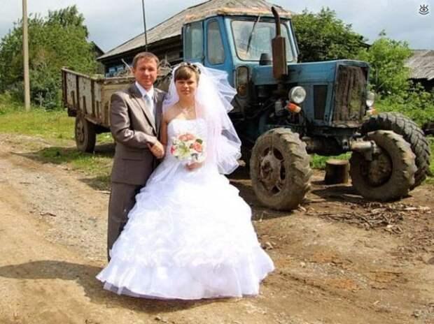 Прикольные свадебные торжества 1