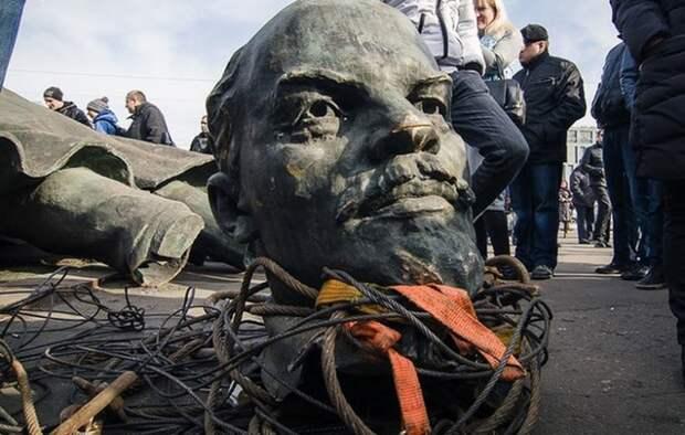 Горячий привет Украине от Владимира Ильича