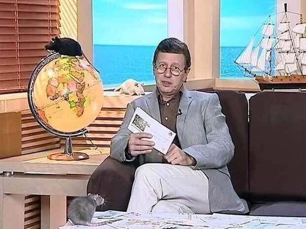 Михаил Ширвиндт не собирается возвращаться на ТВ: Такого не было даже в СССР