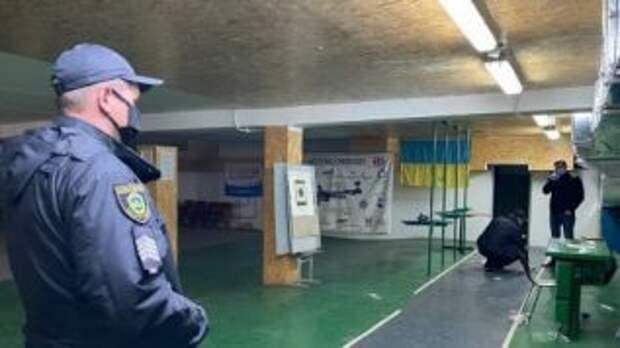 В Черкассах подросток получил пулевое ранение при стрельбе в школьном тире