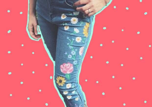 Как сшить джинсы своими руками— инструкция