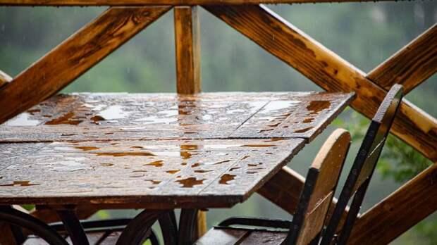 На курорты Крыма идут дожди: погода на вторник