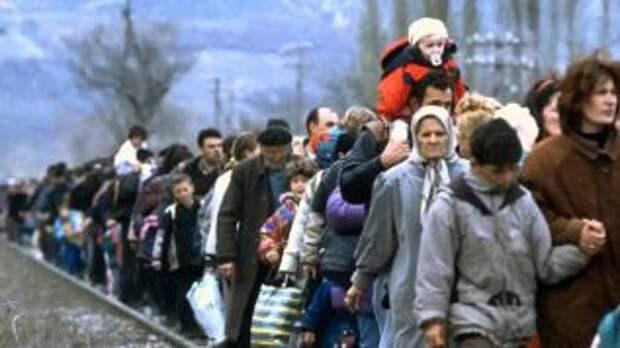 Литва собирается построить пустующий лагерь для беженцев из Беларуси