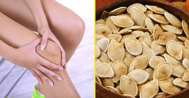 Тыквенно-медовый напиток от болей в суставах и укрепления костей