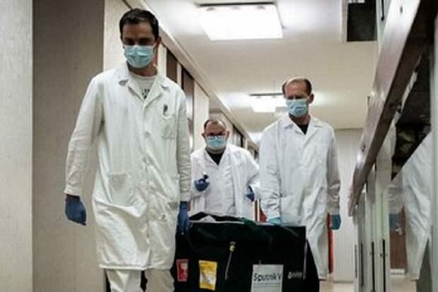 Норвежские медики госпитализированы после вакцины AstraZeneca