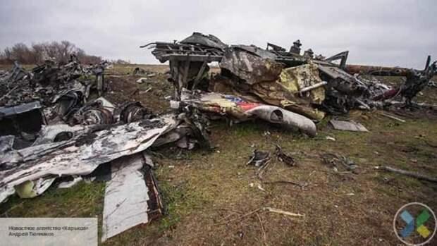 Крушение «Боинга-777» в Донбассе: доллары США определят «виновного» в деле о трагедии MH17