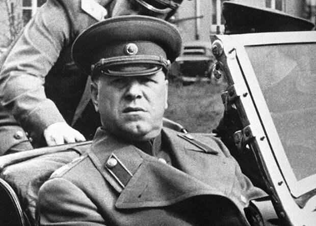 Характеристика маршала Жукова от Семёна Будённого