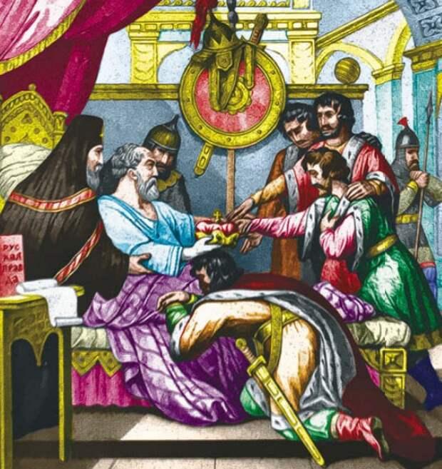 Великий Князь Русский Яросла́в Влади́мирович