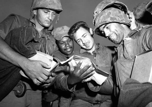 k46 3072 46 впечатляющих снимков Корейской войны