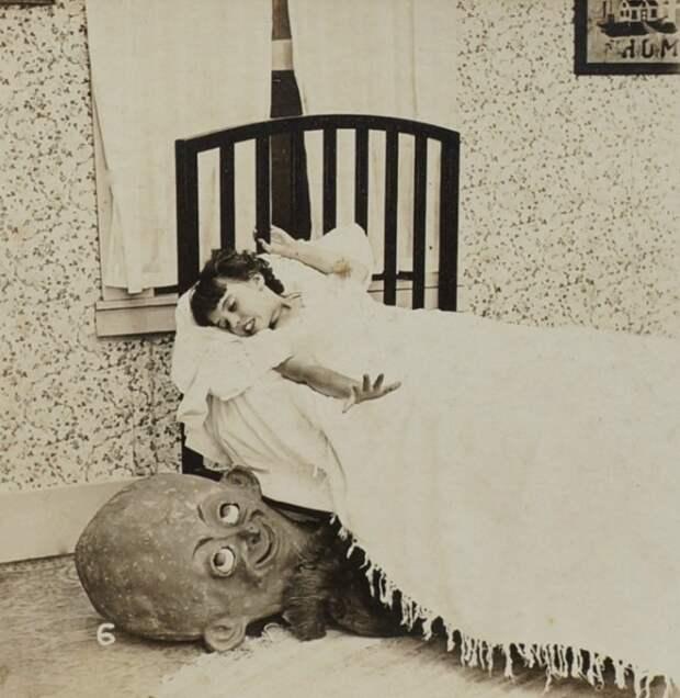 7 странных вещей, происходящих с телом, пока мы спим