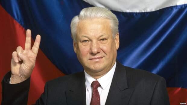 Рыжков объяснил, почему народ не любит Ельцина