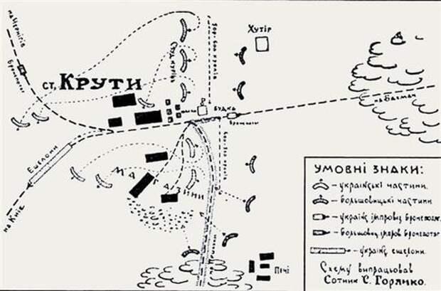 Командир боя под Крутами закончил в дивизии СС «Галичина»
