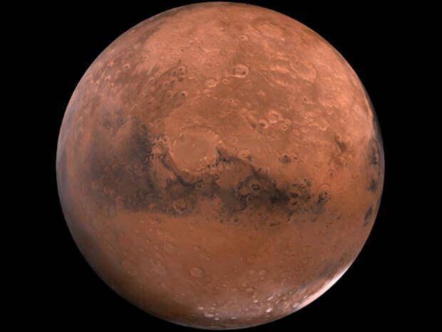 Китайский марсоход впервые передал снимки с «красной планеты»