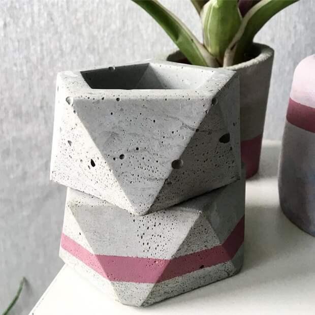 Крутые штуки из бетона и... ничего лишнего бетон, дизайнерские штучки, из бетона, крутые штуки, необычно, необычные вещи