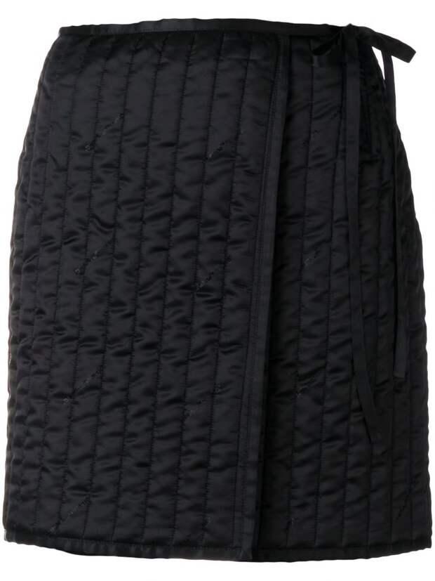 Стеганые юбки — самая актуальная вещь сезона: 10 лучших моделей