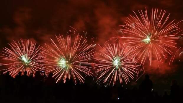 «Парад фейерверков» начнётся 18 июня в Олимпийском парке Сочи