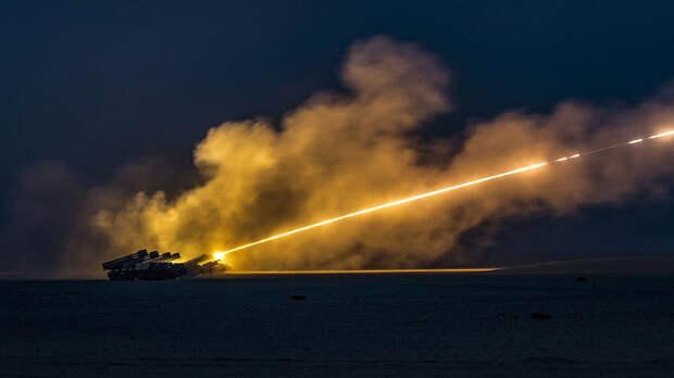 Российская армия получит на вооружение новейшие легкие РСЗО
