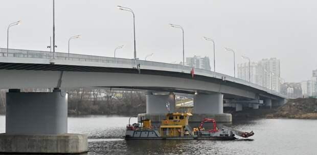 В Москве отремонтируют более 30 мостов до конца года