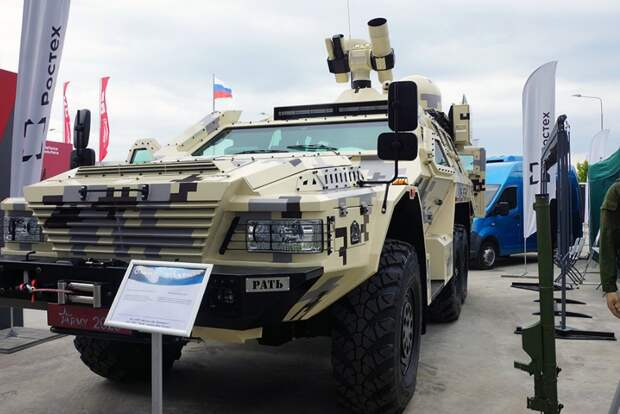 БПЛА бессильны против российской «Рати»