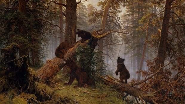 Тест: разбираетесь ли вы в культовых картинах российских художников?