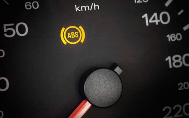 В этом случае ABS только навредит - ваши тормоза не сработают!
