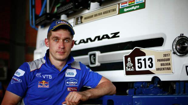 Экипаж Сотникова выиграл ралли-марафон  «Шелковый путь»