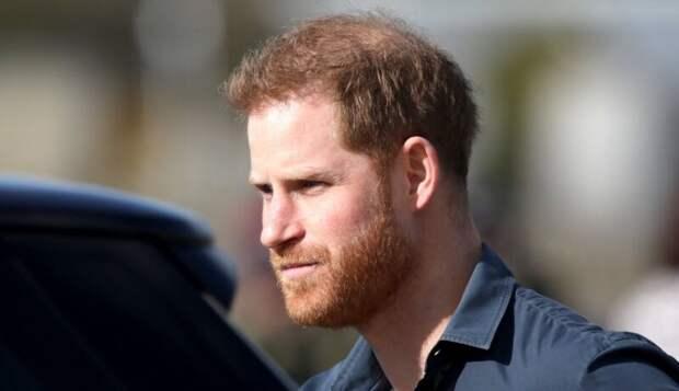 Принц Гарри хотел бы покинуть королевскую семью раньше