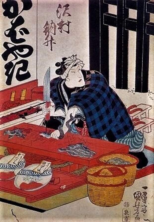 Японский угорь-загадка ученых и теневой бизнес якудза - за сезон можно заработать на Феррари