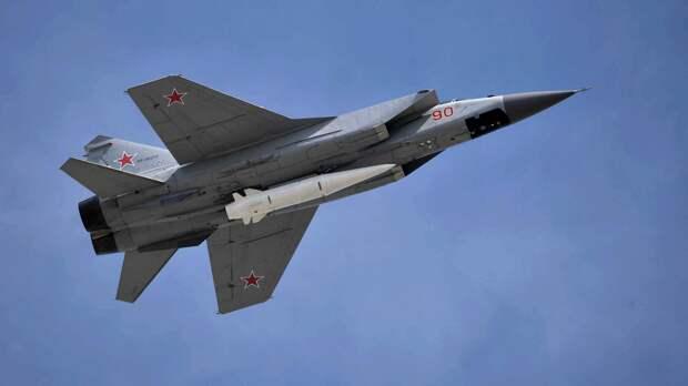 """Sohu: новая российская гиперзвуковая ракета – это """"Кинжал"""" в сердце США"""