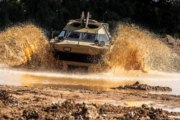 Переделка БРДМ-2 в гражданский автомобиль брдм, военная техника