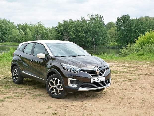 Как Renault обманывает покупателей кроссовера Kaptur