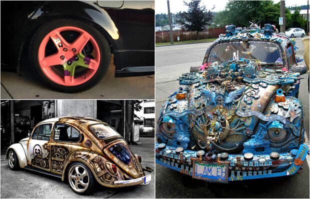 Самые креативные примеры автотюнинга.